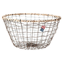 Buy Lexington Wire Basket Online at johnlewis.com