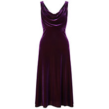 Buy Ariella Alainis Cocktail Dress, Purple Online at johnlewis.com
