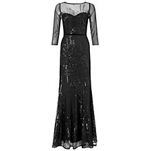 Buy Ariella Amia Sequin Evening Dress Online at johnlewis.com