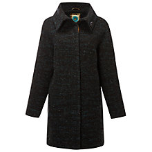 Buy White Stuff Globe Trotter Coat, Ultraviolet Blue Online at johnlewis.com