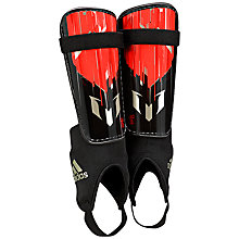 Buy Adidas Messi 10 Youth Football Shin Guards Online at johnlewis.com