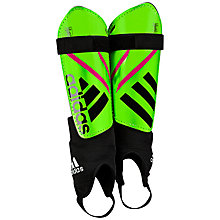 Buy Adidas Ghost Replique Shin Guards, Green Online at johnlewis.com