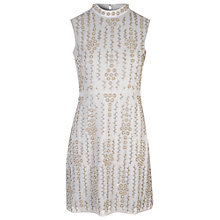 Buy True Decadence High Neck Embellished Dress Online at johnlewis.com