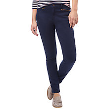 Buy Phase Eight Victoria Seamed Jeans, Navy Online at johnlewis.com