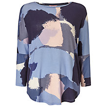 Buy Phase Eight Catrina Colour Block Top, Multi Online at johnlewis.com