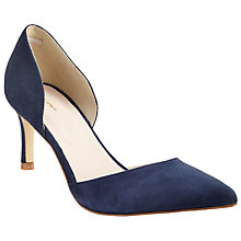 Buy John Lewis Alize Two Part Court Shoes Online at johnlewis.com