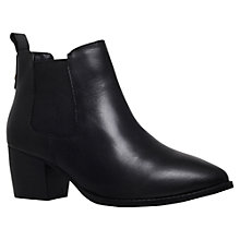 Buy Carvela Topaz Block Heeled Ankle Boots Online at johnlewis.com