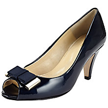 Buy John Lewis Made in England Corringham Bow Detail Courts Online at johnlewis.com
