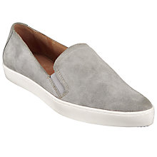 Buy Kin by John Lewis Elise Pointed Toe Slip On Trainers Online at johnlewis.com