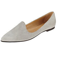 Buy Kin by John Lewis Helina Pointed Toe Slipper Loafers Online at johnlewis.com