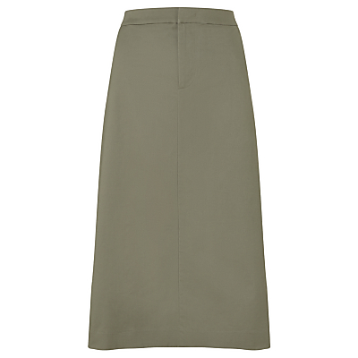 Kin by John Lewis A-Line Cotton Drill Skirt