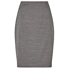 Buy John Lewis Josie Tailored Skirt, Dark Grey Online at johnlewis.com