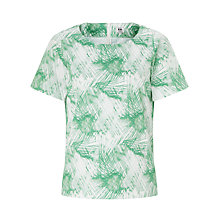Buy Kin by John Lewis Scribble Print Top Online at johnlewis.com