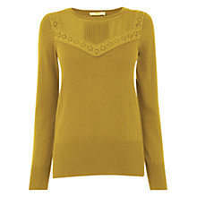 Buy Oasis Pintuck Detail Jumper Online at johnlewis.com