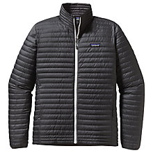 Buy Patagonia Down Shirt Men's Jacket, Grey Online at johnlewis.com