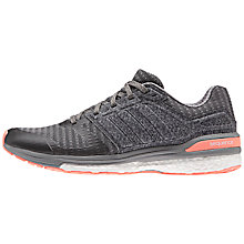 Buy Adidas Supernova Sequence Boost 8 Women's Running Shoes, Grey Online at johnlewis.com
