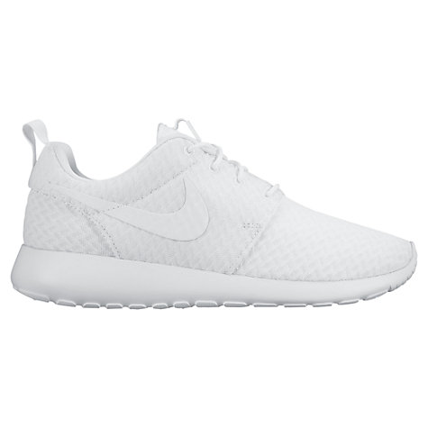 ypnrph Buy Nike Roshe One Women\'s Trainers, White | John Lewis