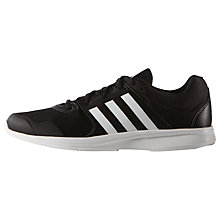 Buy Adidas Essential Fun II Women's Cross Trainers, Black Online at johnlewis.com