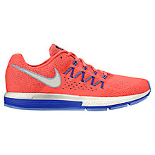 Buy Nike Air Zoom Vomero Women's Running Shoes, Orange Online at johnlewis.com