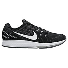 Buy Nike Air Zoom Structured 19 Men's Running Shoes Online at johnlewis.com