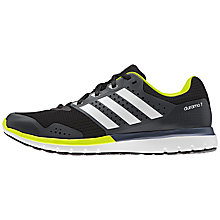 Buy Adidas Duramo 7 Men's Running Shoes, Black Online at johnlewis.com