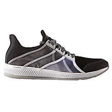 Buy Adidas Gymbreaker Bounce Women's Cross Trainers, Black Online at johnlewis.com