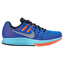 Buy Nike Air Zoom Structure 19 Flash Women's Running Shoe, Blue Online at johnlewis.com