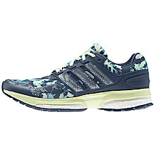 Buy Adidas Response 2 Graphic Women's Running Shoes, Blue Online at johnlewis.com