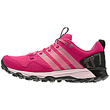 Buy Adidas Kanadia 7 Trails Running Shoes, Pink Online at johnlewis.com