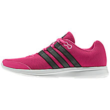 Buy Adidas Lite Runner Women's Running Shoes, Pink Online at johnlewis.com