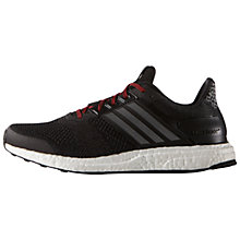 Buy Adidas Ultra Boost ST Men's Running Shoes, Core Black Online at johnlewis.com