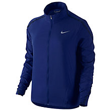Buy Nike Impossibly Light Running Jacket, Deep Royal Blue Online at johnlewis.com