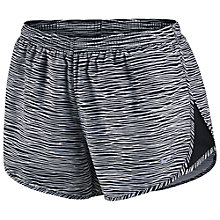 Buy Nike Equilibrium Modern Tempo Running Shorts, Black/Reflect Online at johnlewis.com