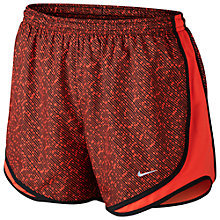 Buy Nike Meteor Tempo Women's Running Shorts, Crimson Online at johnlewis.com