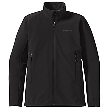 Buy Patagonia Adze Hybrid Water Resistant Men's Jacket, Black Online at johnlewis.com