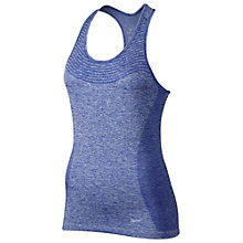 Buy Nike Dri-FIT Knit Running Tank Top Online at johnlewis.com