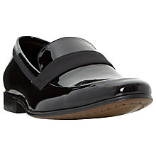 Buy Dune Raziel Patent Slip-On Loafers Online at johnlewis.com