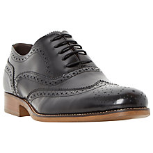 Buy Bertie Rogue Patent Leather Brogues Online at johnlewis.com