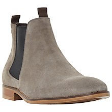 Buy Bertie Cole Chelsea Boots, Grey Online at johnlewis.com