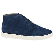 Buy Kin by John Sean Suede Lace-Up Chukka Boots Online at johnlewis.com
