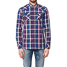Buy Diesel Zulphuris Check Shirt Online at johnlewis.com