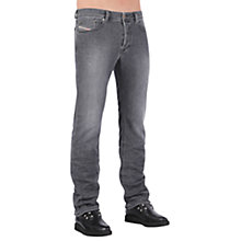 Buy Diesel Waykee Stretch Jeans, Grey Online at johnlewis.com