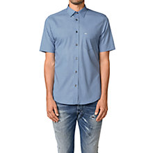 Buy Diesel S-Leppa Micro Print Shirt Online at johnlewis.com