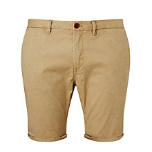 Buy Scotch & Soda Basic Garment Dyed Chino Shorts Online at johnlewis.com