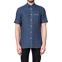 Buy Diesel S-Emiko Denim Shirt Online at johnlewis.com