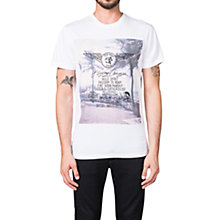 Buy Diesel Diego Graphic Tee Online at johnlewis.com