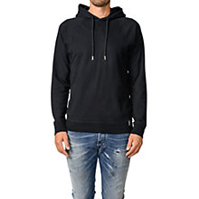 Buy Diesel S-Cusack Hoodie, Black Online at johnlewis.com
