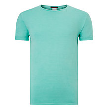 Buy Scotch & Soda Round Neck T-Shirt Online at johnlewis.com