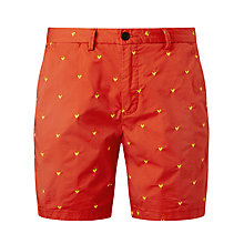 Buy Scotch & Soda All Over Embroidered Shorts Online at johnlewis.com