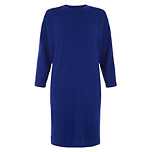 Buy Hobbs Belle Dress, Dark Cobalt Online at johnlewis.com
